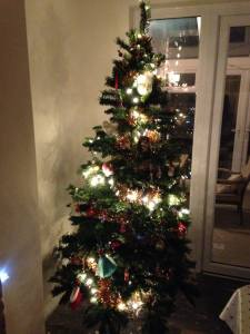...Christmas tree number 2!...