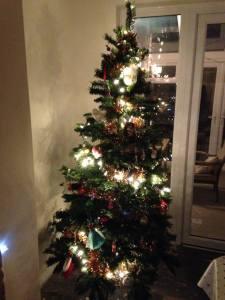 ...Christmas tree number 2!...