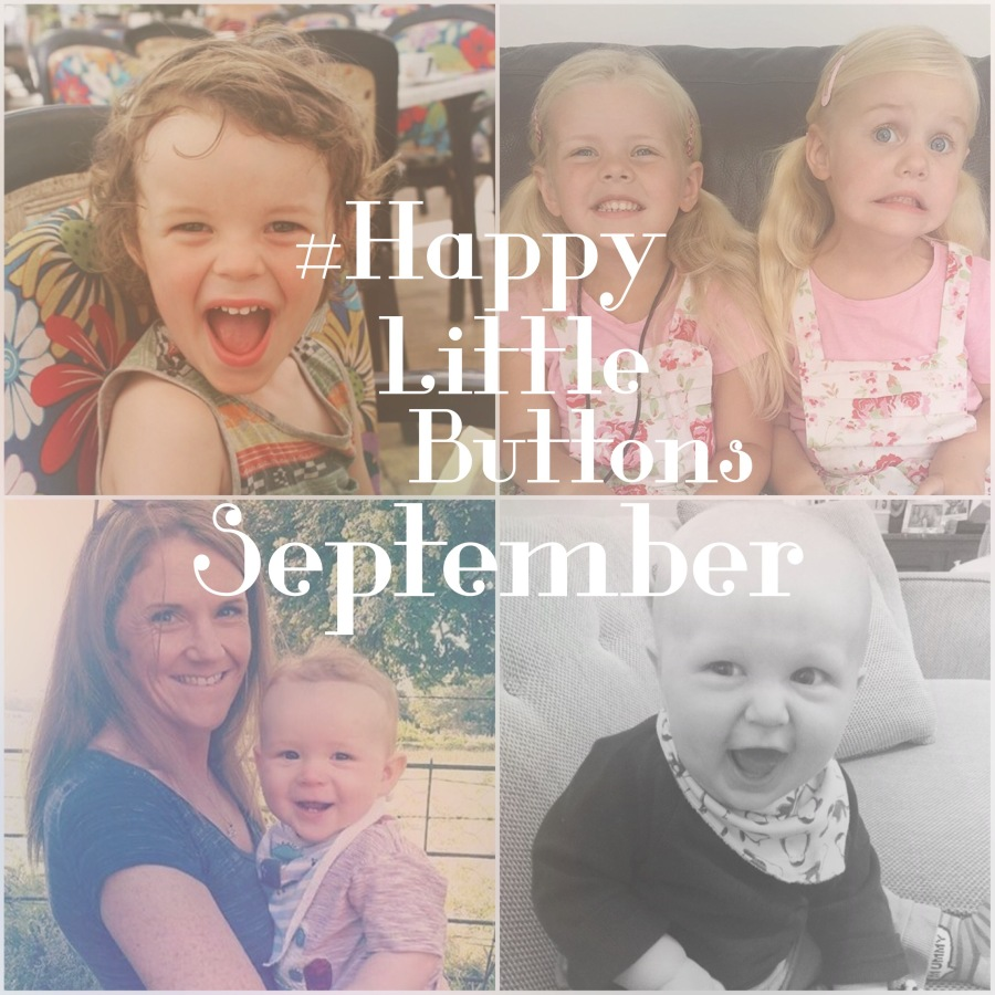 Happy Little Buttons – September 2016